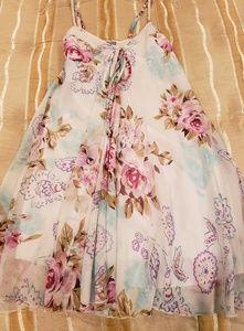 Multi camisole dress